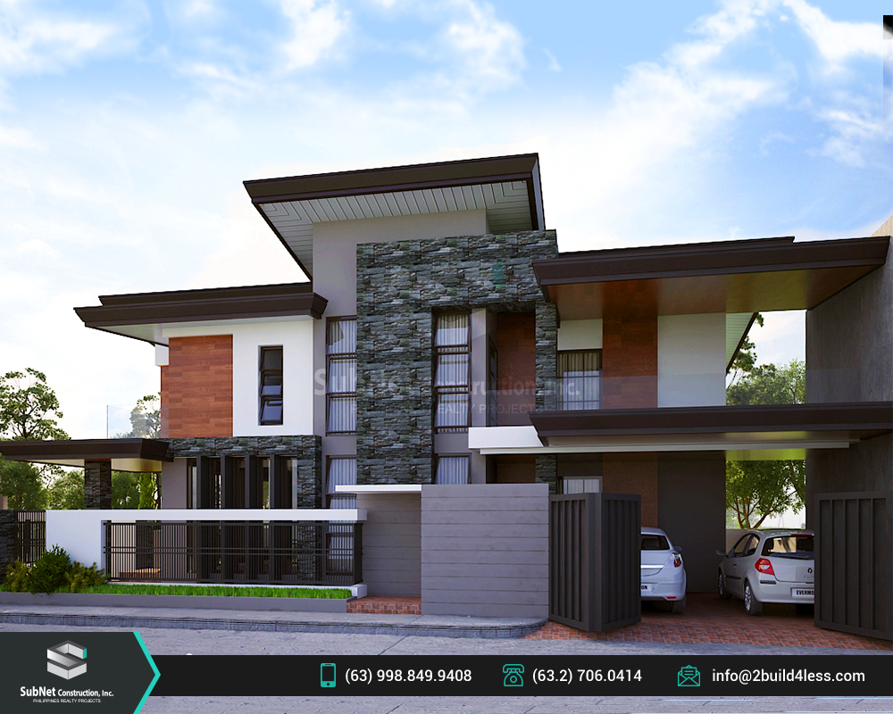 Subnet Construction's Jordan model house