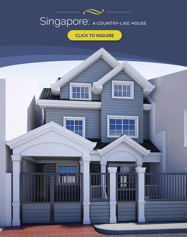 Singapore A Country Like House A Subnet Construction Model House
