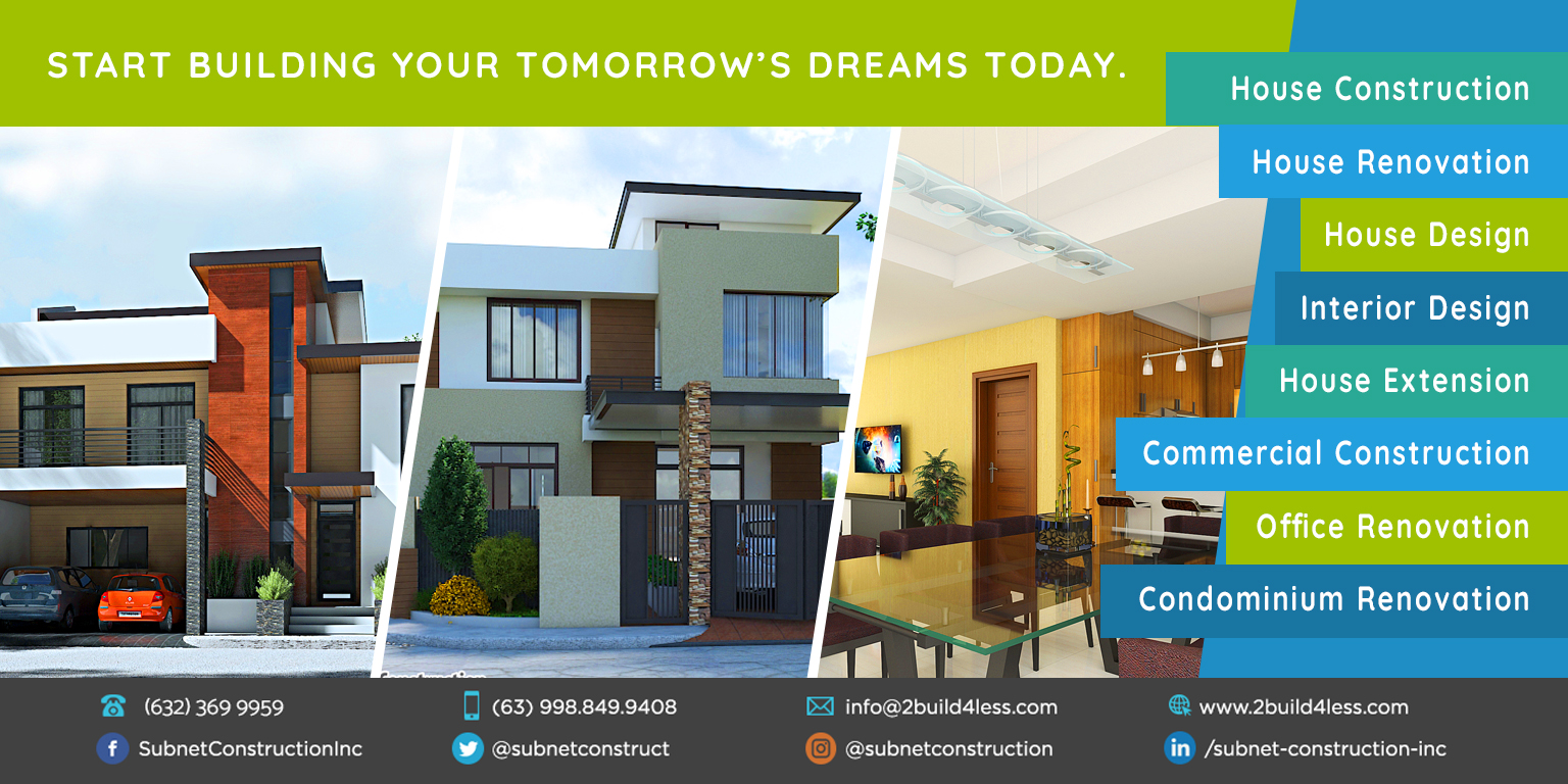 Your Trusted Design and Build Firm in the Philippines